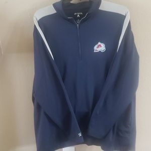 Colorado Avalanche NHL Performance pullover